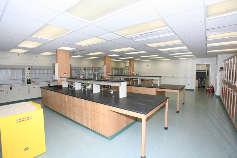 Lehigh University Vicic Lab - New Lab, whole view